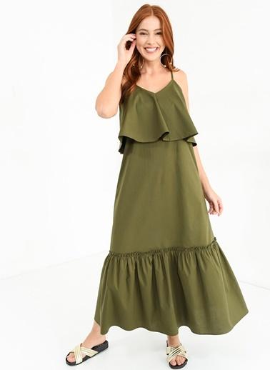 Kolsuz Elbise-People By Fabrika